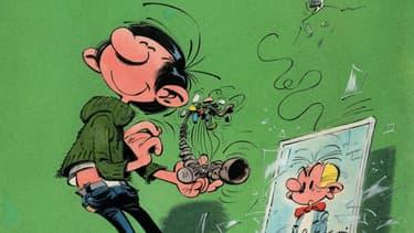 Gaston et Fantasio - par Franquin
