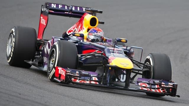 Sebastian Vettel en pole du Grand Prix de Corée du Sud