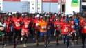16.000 participants ont pris part aux 6 courses du week-end.