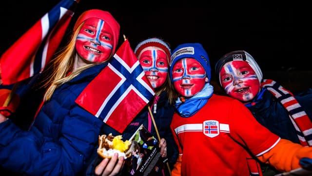 Fans Norvège