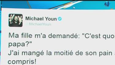 """Cyril Hanouna a défendu Michaël Youn sur le plateau de """"Touche pas à mon poste!"""""""