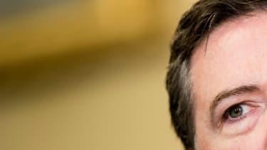James Comey, patron du FBI.