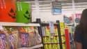 Ellen DeGeneres et Michelle Obama au supermarché