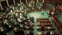 L'Assemblée nationale constituante tunisienne, le 8 mai 2013.