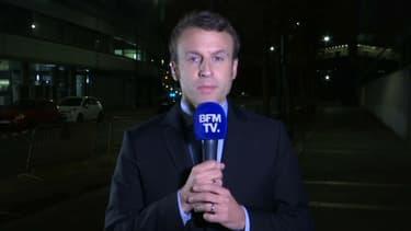 Emmanuel Macron sur BFMTV le 27 novembre 2016