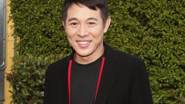 Jet Li en 2008
