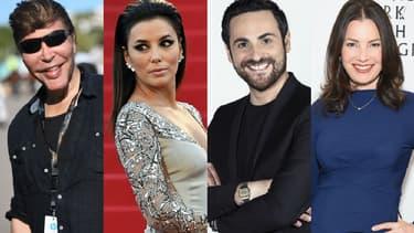 Les frères Bogdanoff, Eva Longoria, Camille Combal et Fran Drescher au coeur de l'actualité de la semaine.