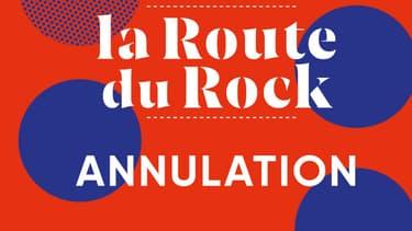 L'édition 2020 de la Route du rock est annulée.