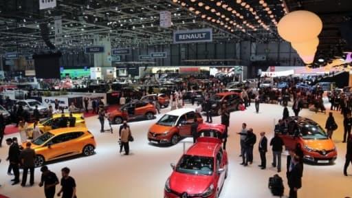 Renault table sur une baisse du marché européen comprise entre -3 et -5%