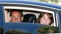 Nicolas Sarkozy est arrivé à la mi-journée au cap Nègre, sur la commune du Lavandou dans le Var, pour trois semaines de vacances dans la résidence familiale de son épouse Carla Bruni-Sarkozy. /Photo prise le 4 août 2010/REUTERS/Philippe Laurenson
