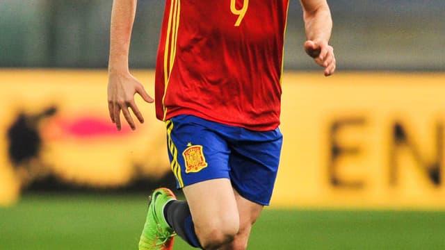 Borja Mayoral - Espagne U21