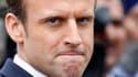 Emmanuel Macron, samedi 3 juin, à Paris.