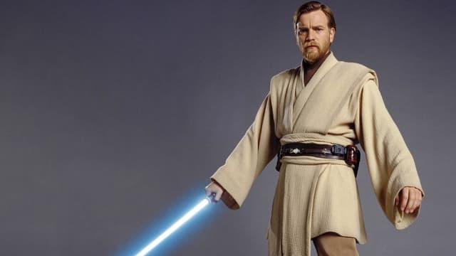 Ewan McGregor dans la peau d'Obi Wan Kenobi