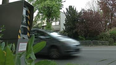 """L'association 40 millions d 'automobilistes par en guerre contre les radar """"piège"""""""