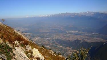 Un canyon en Isère (Photo d'illustration)
