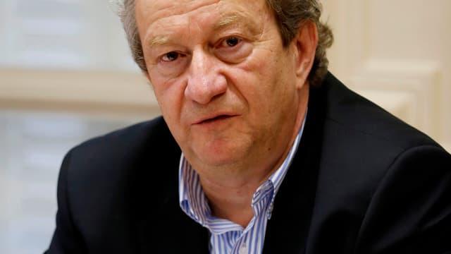 Jean-Pierre Louvel, le président du Havre