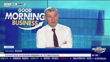 Nicolas Doze: Crédit immo, des taux toujours plus bas ! - 07/05
