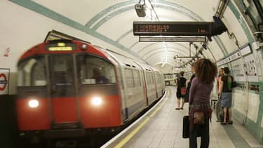 Le colis suspect a été découvert jeudi à la station North Greewich (photo d'illustration)