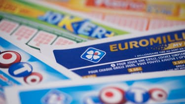Tickets de loterie