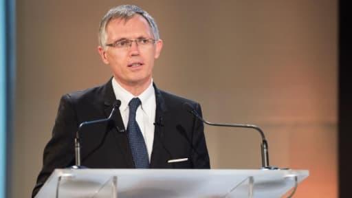 Carlos Taveres a souligné les efforts fait par PSA Peugeot Citroen pour réduire ses coûts.