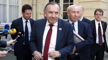 Pierre Gattaz a affirmé vouloir un projet de loi avant l'été sur le pacte de responsabilité.