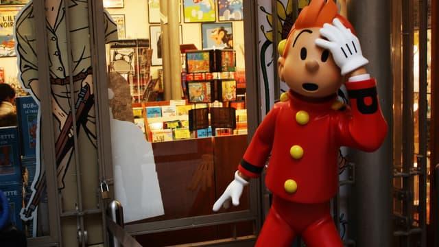 Le parc d'attraction Spirou ouvrira ses portes dans un an.