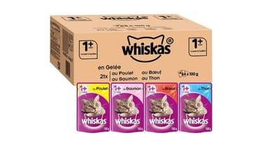 Nourriture Whiskas