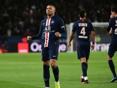 Kylian Mbappé et le PSG