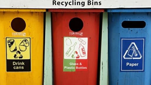 Les déchets de 1,6 million de Londoniens seront recyclés dans une centrale gérée par la filiale de Suez Environnement.