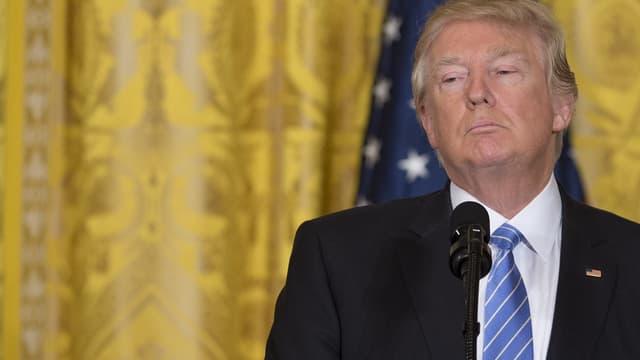 Donald Trump veut attribuer les cartes vertes en priorité aux anglophones aisés et qualifiés.
