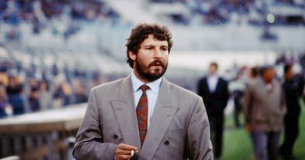 Coach Courbis, avec Toulon en 1990