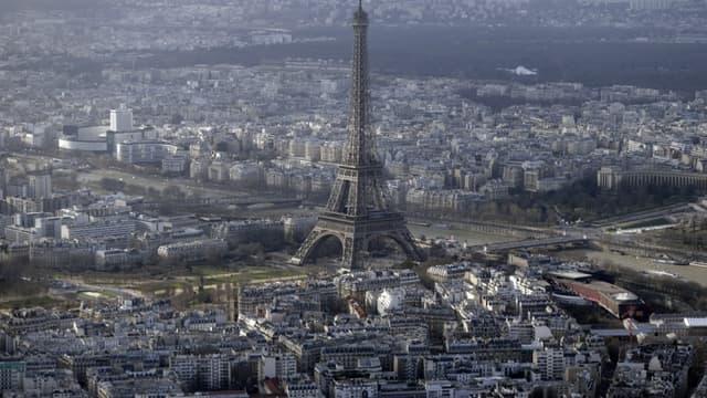 En octobre, les prix des logements ont reculé de 0,1% à Paris