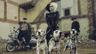 Emma Stone dans la peau de Cruella