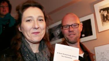 """Marie Darrieussecq reçoit le prix Médicis 2013 pour """"Il faut beaucoup aimer les hommes"""" (P.O.L)"""