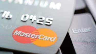 Une carte bancaire (photo d'illustration)