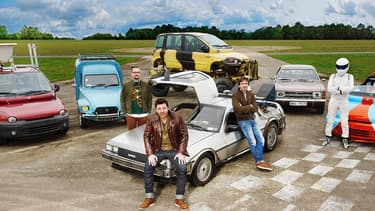 Top Gear saison 2