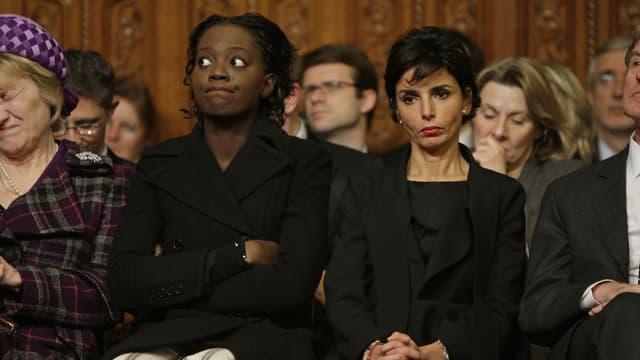Rama Yade et Rachida Dati ont été révélées lors de leur entrée au gouvernement sous Nicolas Sarkozy.