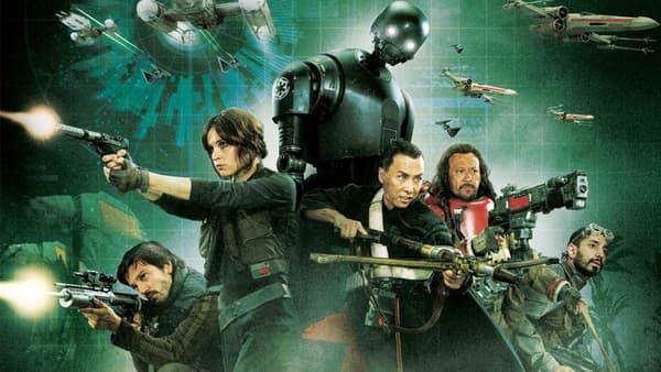 """""""Rogue One: A Star Wars Story"""" sortira sur les écrans le 14 décembre 2016"""
