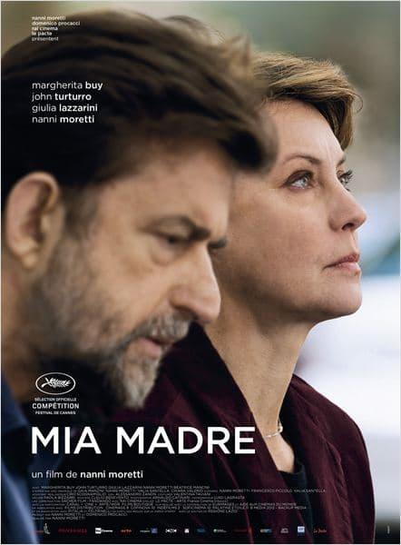 L'affiche de <i>Mia Madre</i>, film de Nanni Moretti