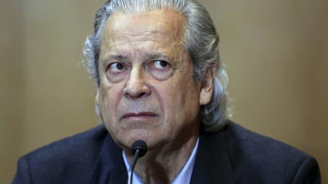 José Dirceu, ex-bras droit de Lula, a été condamné à 23 ans de prison dans l'affaire de corruption Petrobras.