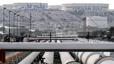 Dans le cadre de l'accord de l'Opep, l'Iran a été autorisé à augmenter sa production de 90.000 barils par jour en 2017.
