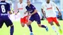 Franck Ribéry lors de Fiorentina-Juventus (0-0), le 14 septembre au stade Artemio Franchi (Florence).