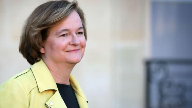 Nathalie Loiseau, ex-ministre auprès du ministre de l'Europe et des Affaires étrangères à l'Elysée le 14 novembre 2018. - LUDOVIC MARIN / AFP