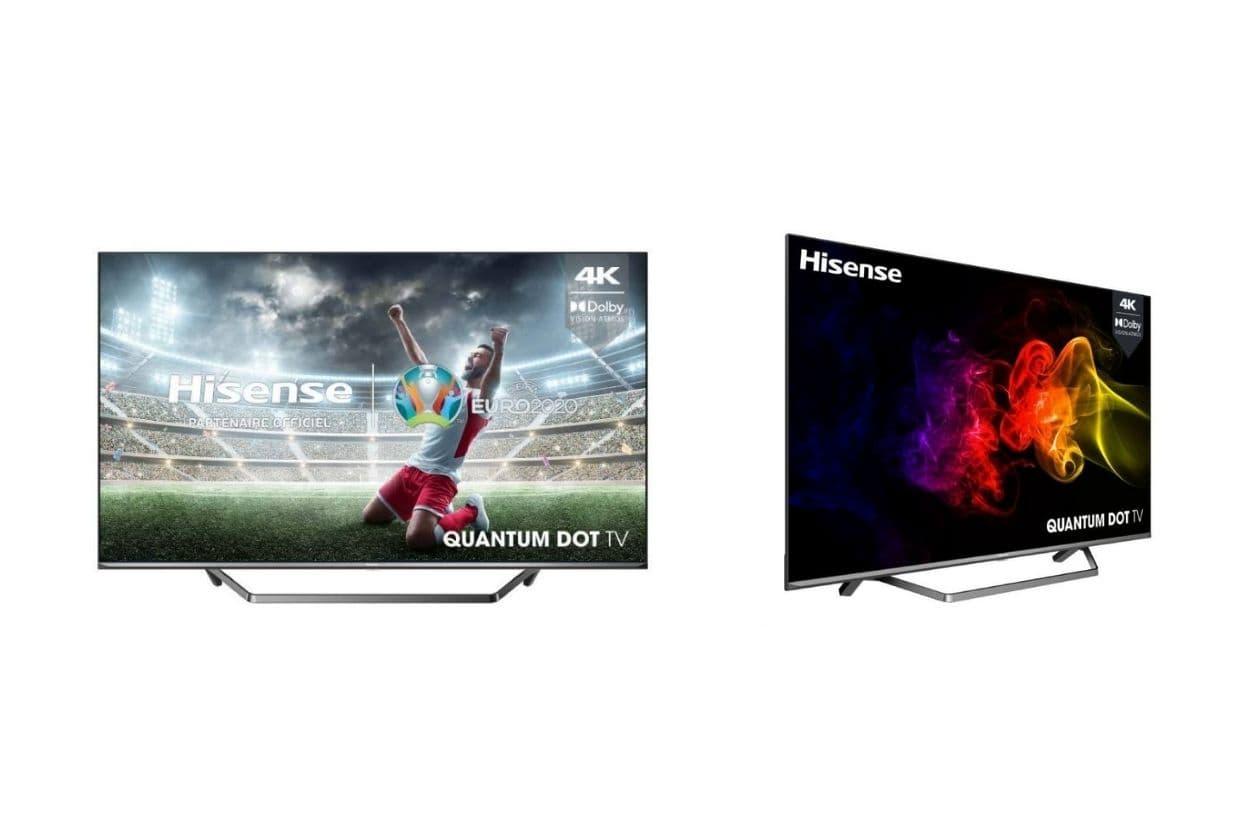 Offre sur la Smart TV Hisense