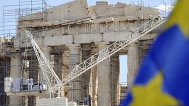 Athènes cherche à débloquer une tranche de 31,5 milliards d'euros.