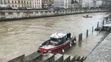 En janvier 2018, une policière de la brigade fluviale est morte lors d'un exercice de plongée.