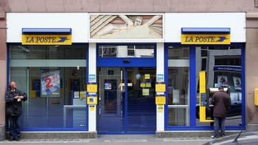 La Poste a perdu 2.500 salariés en 2012.