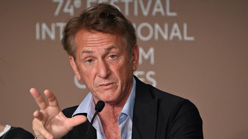 Sean Penn abandonne le tournage d'une série tant que tous les employés ne seront pas vaccinés