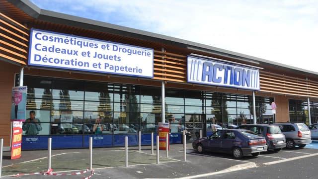 L'enseigne néerlandaise Action, présente en France depuis seulement 7 ans, entre déjà dans le Top 3 des enseignes préférées des Français.