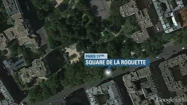 L'affrontement a eu lieu Rue de la Roquette, dans le 11ème arrondissement.